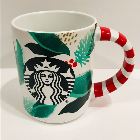 STARBUCKS CHRISTMAS COFFEE CUP CANDY CANE …